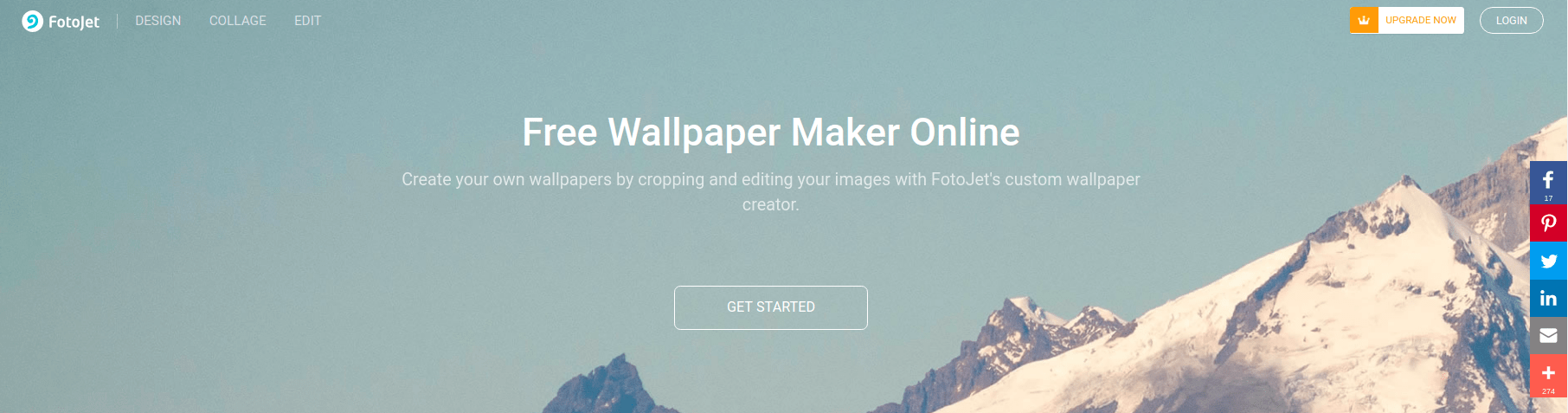 Different Ways To Create A Wallpaper Using A Free Wallpaper Creator Logaster