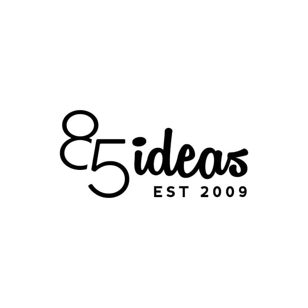 85ideas.com logo