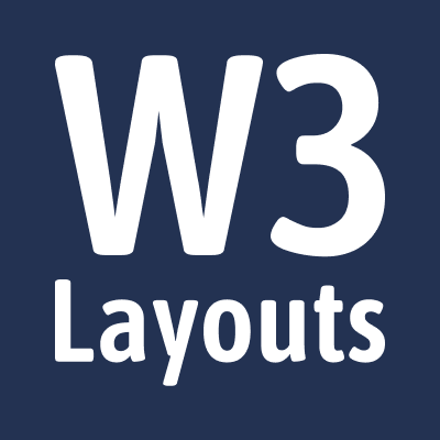 w3layouts.com logo
